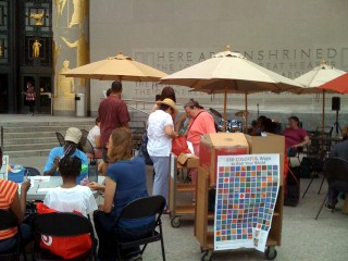 WWKIP at the Brooklyn Public Library