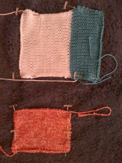 Blocked Cotton Swatches