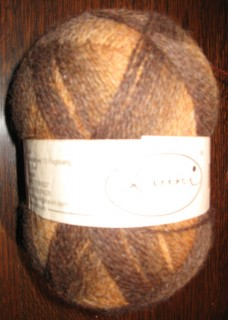 Danish made Kauni Yarn Purchased at Stitches East 2009
