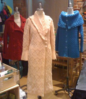 Detailed Knitting Designs from Shirley Paden's Knitwear Design Workshop