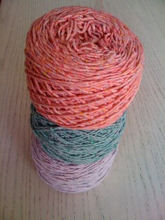 Hemlock Ring Blankie Yarn-Silk Spun Cotton