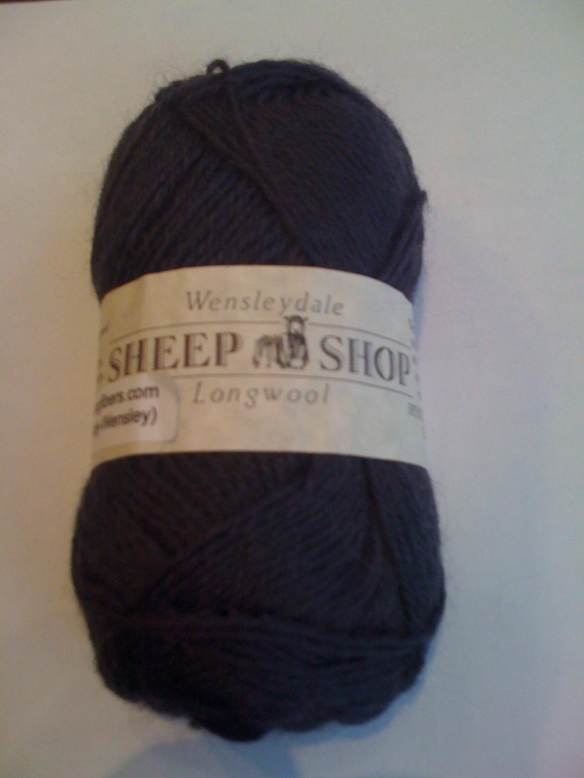 Sheep Shop Wensleydale Long Wool 4 Ply